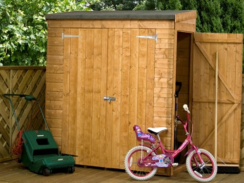 Garbage Storage Sheds