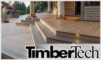 Timbertech deck lumber