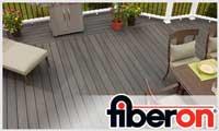 fiberon deck lumber